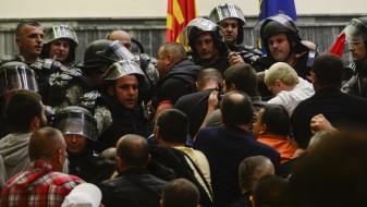 ВМРО-ДПМНЕ: Никој не одобрил влез на Живаљевиќ во Собранието на 27 април