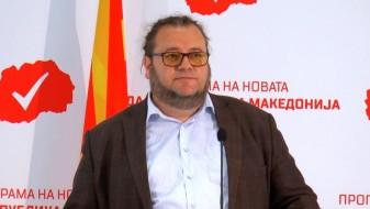 Алаѓозовски: Жалaм што Лешоски се повлече од СВП