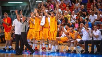 """Нов пораз на кошаркарите, """"виси"""" пласманот во квалификациите за СП"""