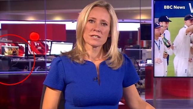 (ВИДЕО) Скандал на Би-би-си: Порнофилм среде спортски вести