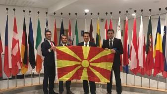 Поддршка од ЕПП за реформите во ВМРО-ДПМНЕ