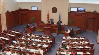 За интерпелациите на министрите ќе се расправа во Собранието на 11 септември