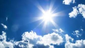 Сончево време со температура до 34 степени