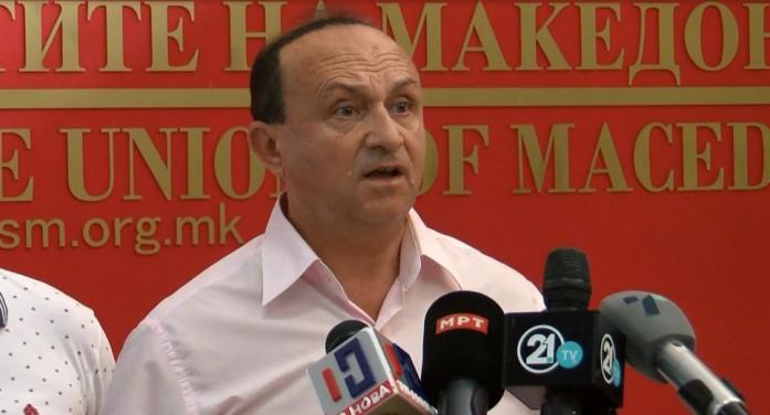 Митревски: Безобразни невистини на самопрогласениот в.д. претседател на ССМ