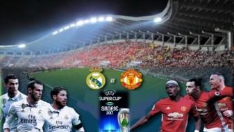 На Супер купот дозволени само знамиња на финалистите и на Шпанија и Англија