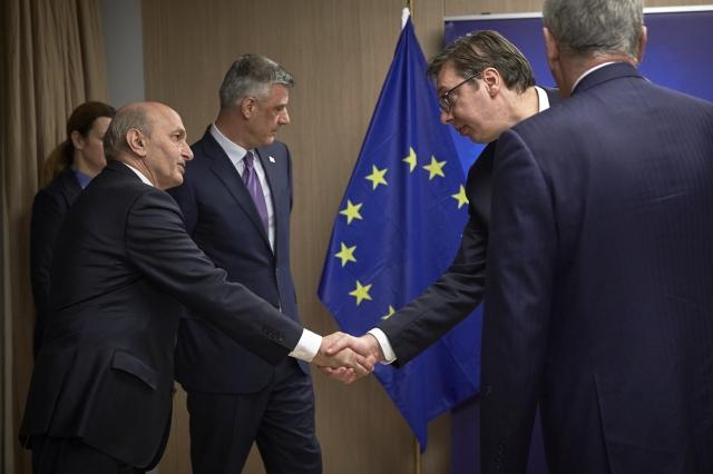 Тачи: Нема алтернатива на дијалогот меѓу Белград и Приштина