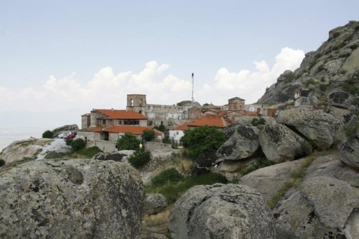 ЦУК: Во моментов не постои опасност за манастирот Трескавец