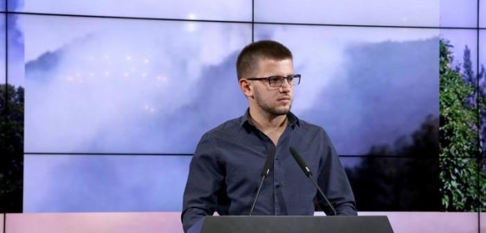 ВМРО-ДПМНЕ: Министрите на СДС отидоа на одмор оставајќи ја државата во пламен