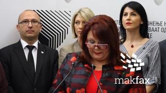 СЈО: Катица Јанева преслушала 70 отсто од бомбите – прават форензичка анализа за предметот за Чауш и за Љупчо Палевски