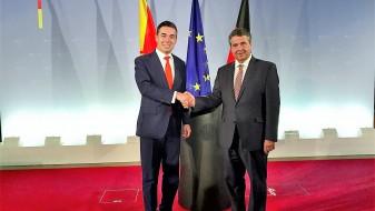 Димитров: Германија е искрен пријател и клучен партнер на европската перспектива на Македонија