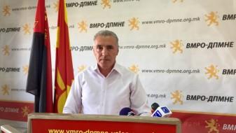 ВМРО-ДПМНЕ го прогласи Заев непожелен во Велес
