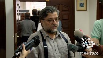 (ВИДЕО) Фрчкоски: Одличен е предлогот на Прибе кривично да се гонат судиите