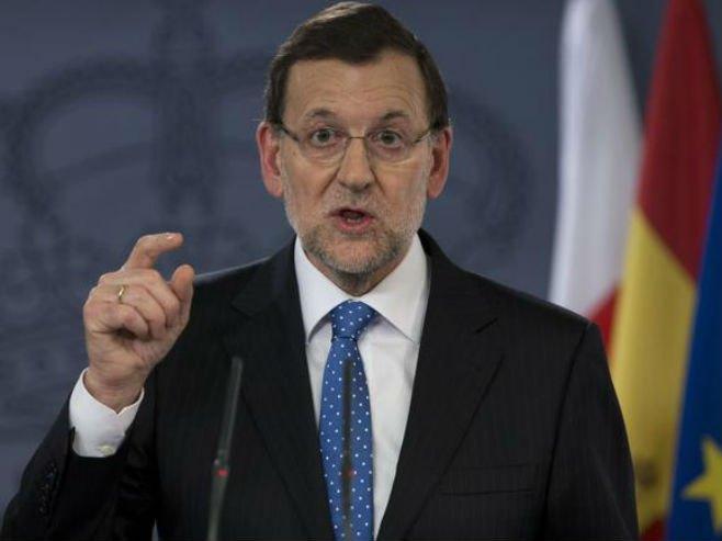 Рахој: Каталонскиот референдум не смее да се одржи