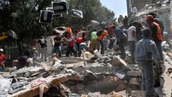 Билансот на жртвите од земјотресот во Мексико порасна на 344 луѓе