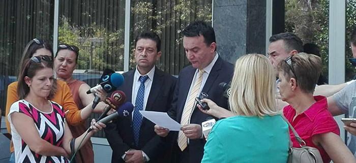 Министерството за транспорт демантира дека се стопирани проектите во Ѓорче Петров