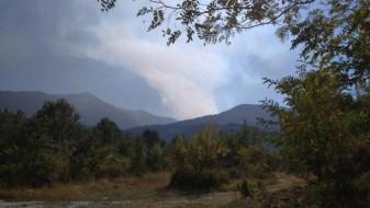 ЦУК: Пожарот на Пелистер е локализиран