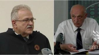 Вангеловски го праша Поцевски дали се најавува кога се среќава со Рашковски – Поцевски вели: Се сретнавме само еднаш