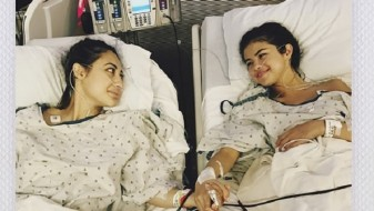 На Селена Гомез ѝ бил трансплантиран бубрег од најдобрата пријателка