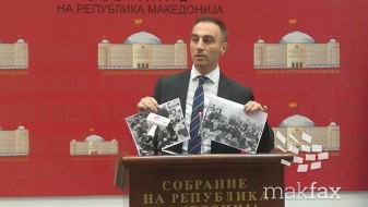 (ВИДЕО) Груби: Милошоски во 1997 година бараше гасни комори за Албанците, сега изгирува нивен адвокат