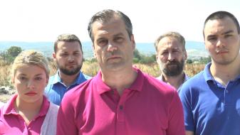 Златко Марин: Сè повеќе депонии откако Коневски управува со Аеродром