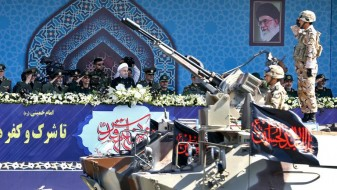 И Иран лансираше ракета од среден дострел