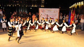 Од утре почнува меѓународниот детски фолклорен фестивал