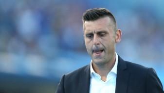Претепaн тренерот на Динамо Загреб Цвитановиќ