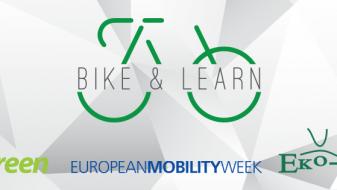 Со велосипеди против огромното загадување во Скопје