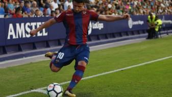 (Видео) Гол на Барди за Леванте во дербито против Валенсија