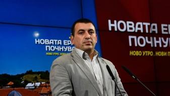 Никола Атанасов од ВМРО-ДПМНЕ ветува канализациска мрежа во Берово