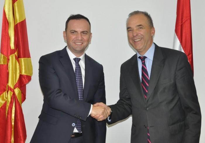 Османи: Очекуваме конкретен напредок за нашите евро-атлантски интеграции