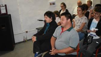 """Проектот за граѓанско учество на УСАИД го одбележа почетокот на тридневниот хуманитарен настан """"Јас сум Цако"""""""
