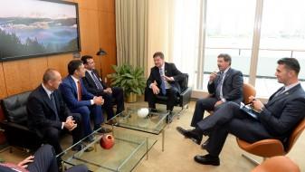 Средба Заев – Лајчак за промените во ОН