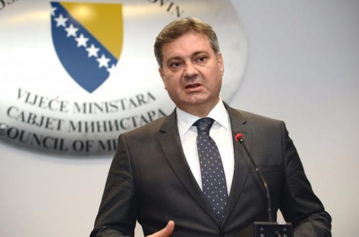Звиздиќ: Муслиманите во БиХ не се терористичка закана за Европа