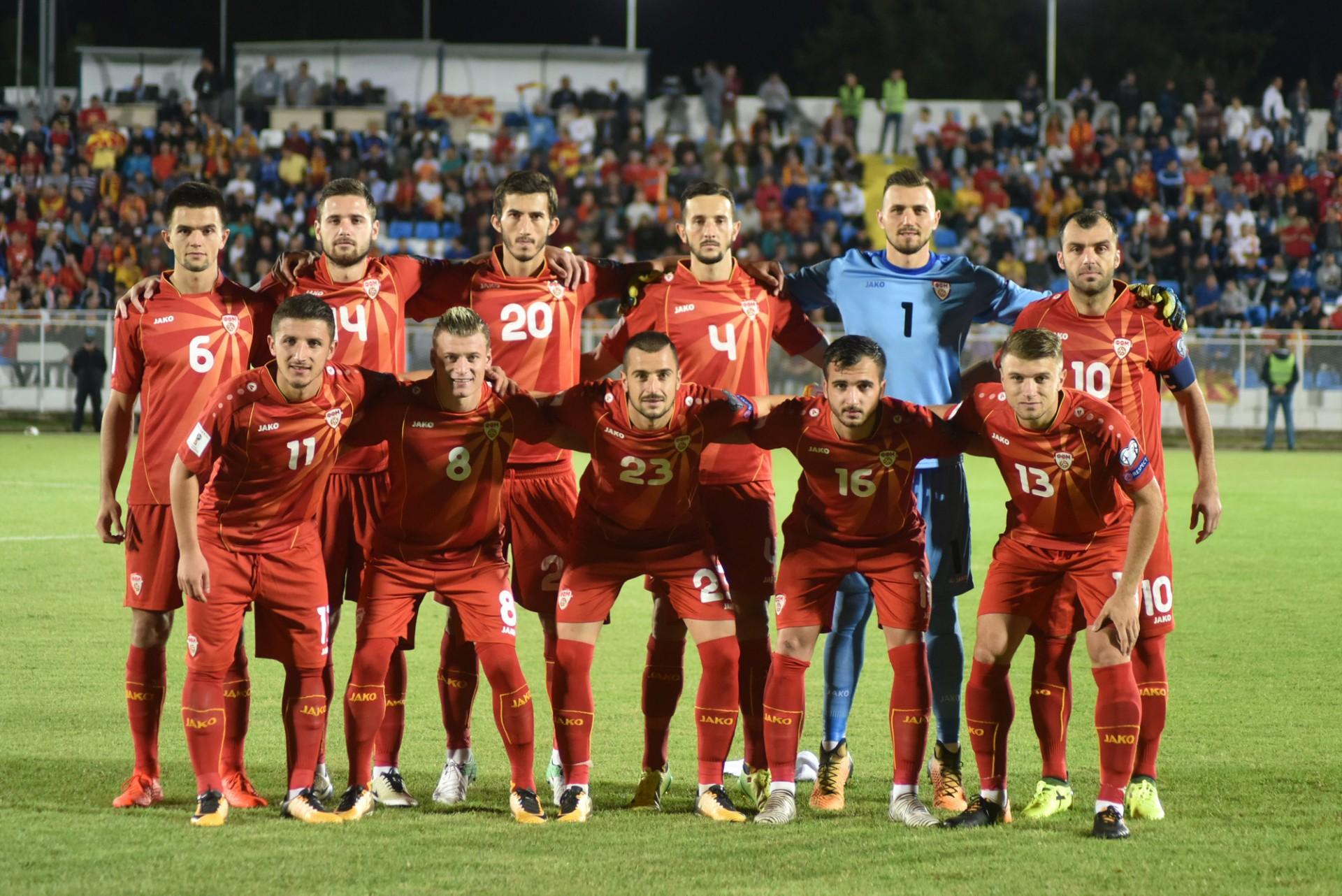 ФИФА  Голем скок на Македонија  Германија се врати на првото место