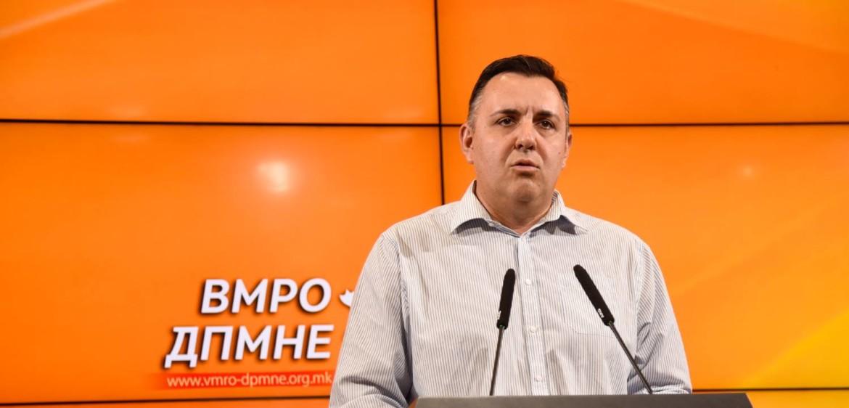 Делев  СДСМ ги брка странските инвеститори