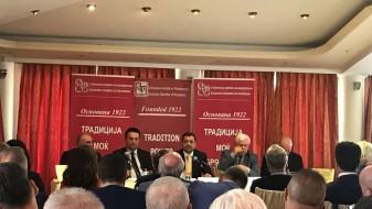 Анѓушев и Сугарески се сретнаа со бизнисмените од Пелагонискиот Регион