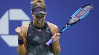 Њујорк: Киз го комплетира квартетот Американки во полуфиналето