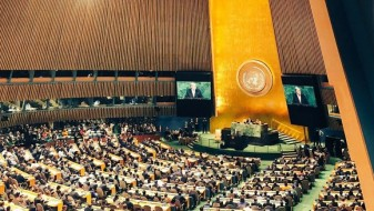 Димитров оствари повеќе средби на Генералното собрание на ОН во Њујорк