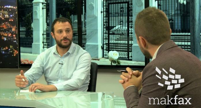 "Павле Богоевски: ""Предизвиканата штета врз фасадата не е доволна за да има кривично дело"""