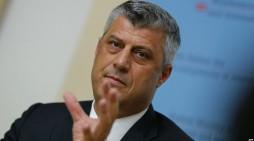 Тачи: Косово до крајот на годинава ќе има своја војска, тоа никој нема да го спречи