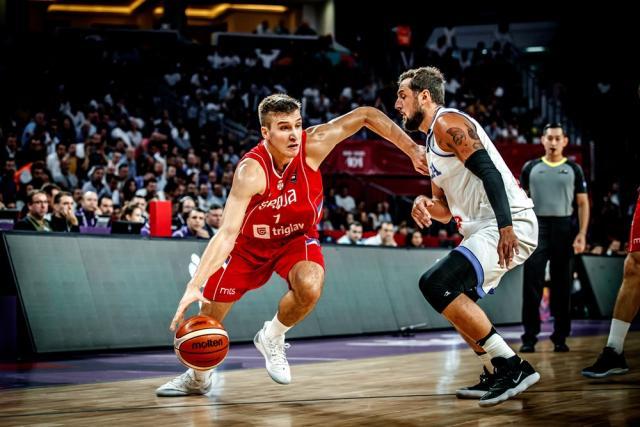 Евробаскет  Србија последен полу финалист
