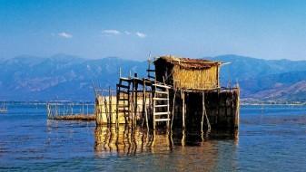 Зголемено нивото на Дојранско Езеро, намалени на Охридско и Преспанско