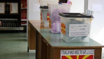 В понеделник почнува кампањата за локалните избори