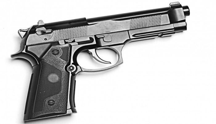 Украдени пиштол и куршуми од стан во Скопје