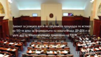 Села: Ќе ја напуштиме Владата ако не се донесе законот за јазиците во првите 100 дена