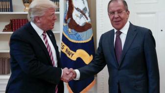 Лавров: Русија е исклучително загрижена поради говорот на Трамп за Иран