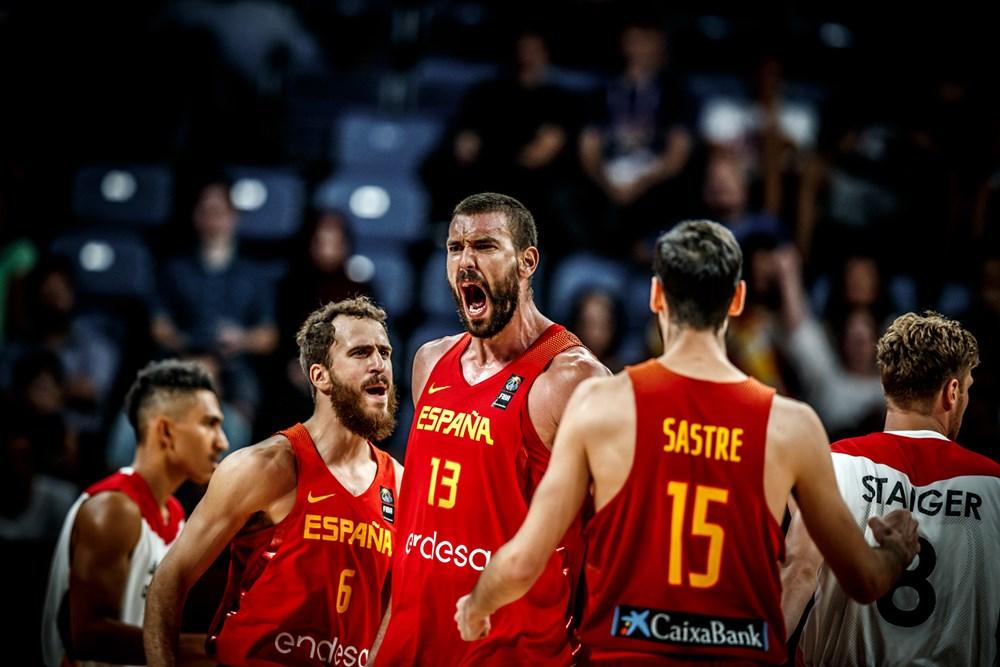 Евробаскет  Германија без решениа за Марк Гасол  Шпанија прв полу финалист