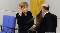 Меркел: Имаме мандат за преземање на одговорноста