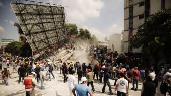 Најмалку 225 загинати во вчерашниот земјотрес во Мексико
